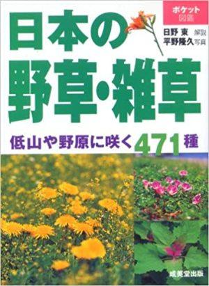 知らない草を探すのはむずかしい。花期ごとに、双子葉植物のキク科から単子葉植物のオモダカ科の順に並んでると言われても、なんのこっちゃ?。